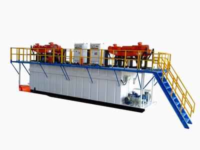 重晶石回收系統