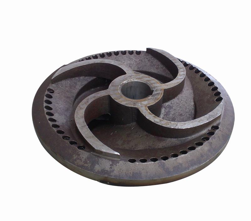 砂泵配件葉輪