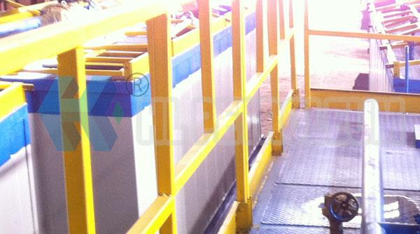 西安恒聯泥漿罐扶手及欄桿設計要求