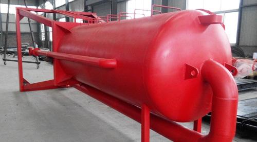 液氣分離器結構簡介