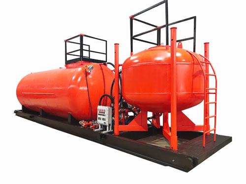 柴油罐系統