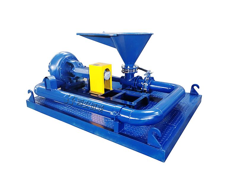 HHQ80泥漿混合器